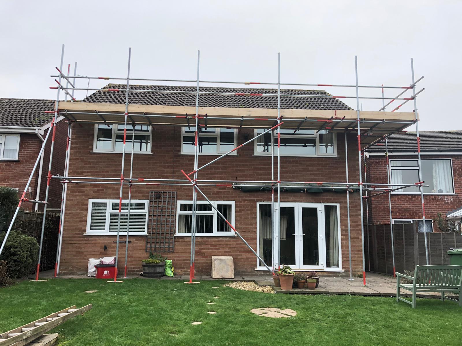 scaffolding birmingham