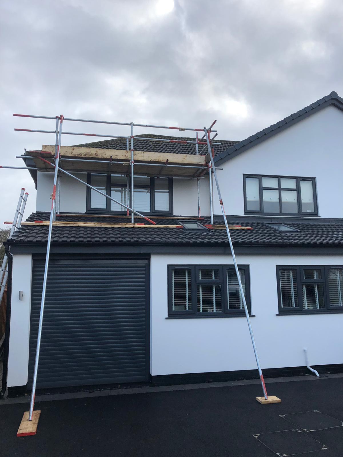 birmingham scaffolding